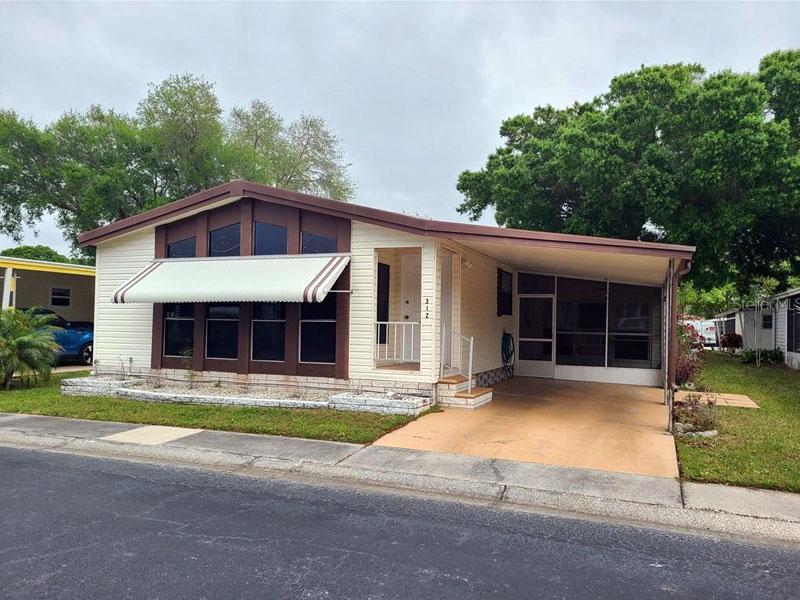 12100 Seminole Boulevard #312, Seminole, Florida 33778