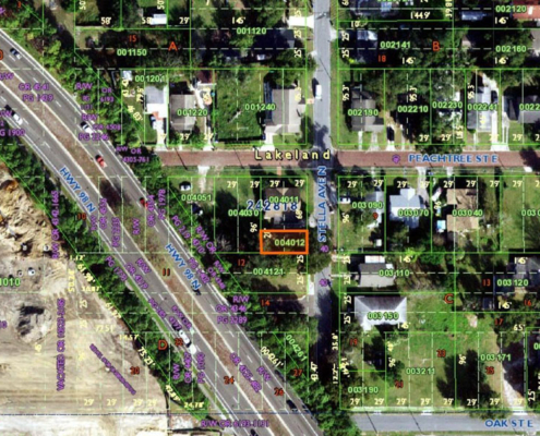 418 North Stella Avenue, Lakeland, Florida 33801