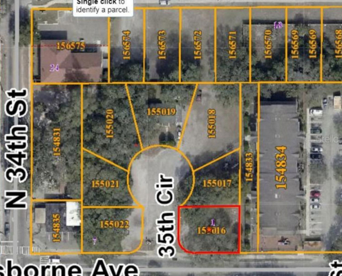4801 35th Circle, Tampa, Florida 33610