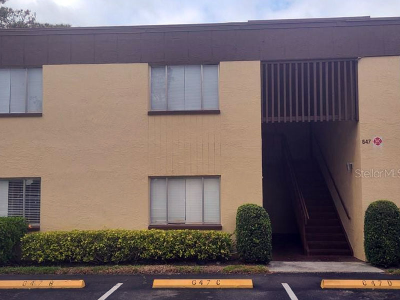 647 North Keene Road Unit #A, Clearwater, Florida 33755