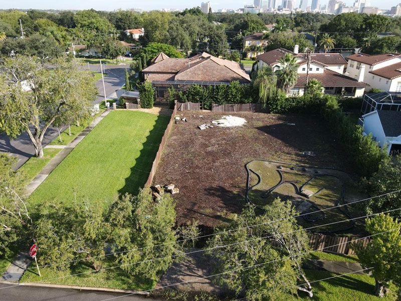 128 Biscayne Avenue, Tampa, FL 33606 (Vacant Lot)