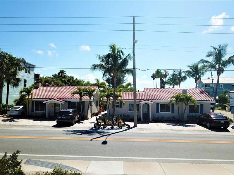 8105 West Gulf Boulevard, Treasure Island, FL 33706-5203